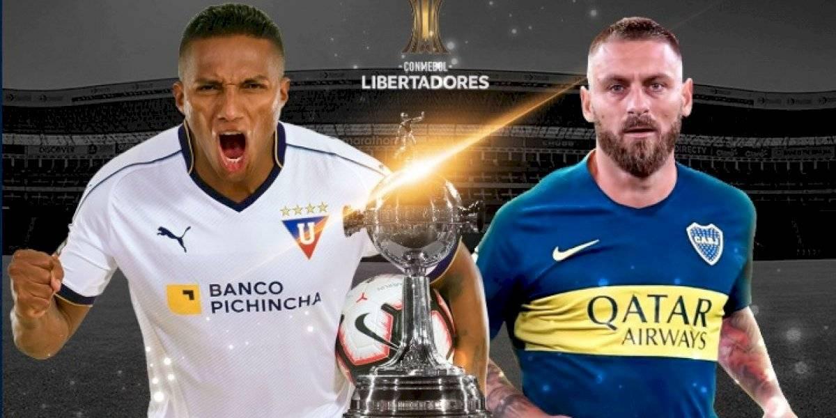 La estrategia de Boca Juniors para jugar en la altura ante Liga de Quito