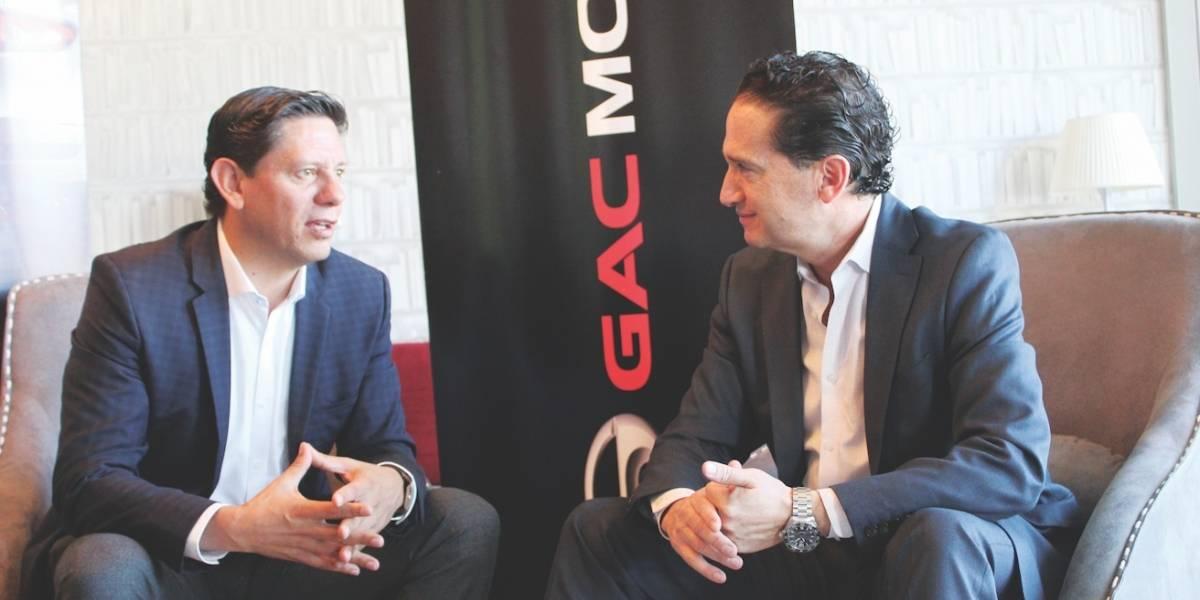 GAC Motor llega a Ecuador con tecnología  y seguridad
