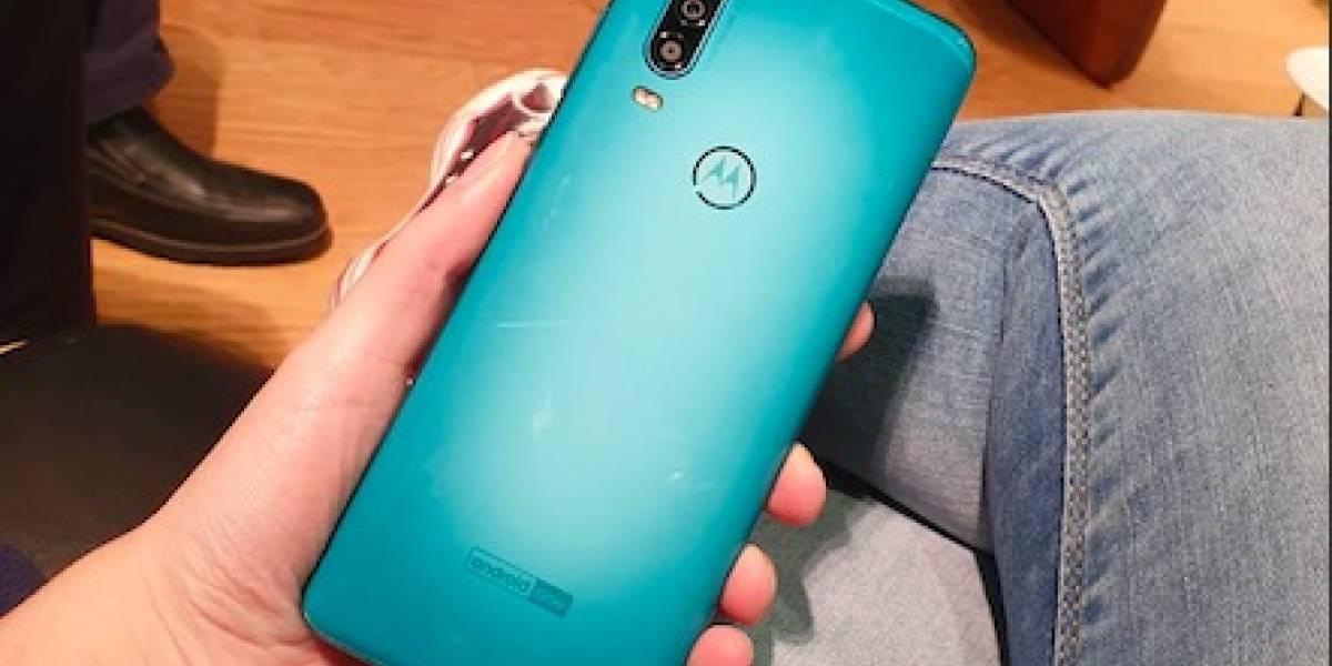 Motorola One Action en México: Precio y disponibilidad del nuevo celular de la firma