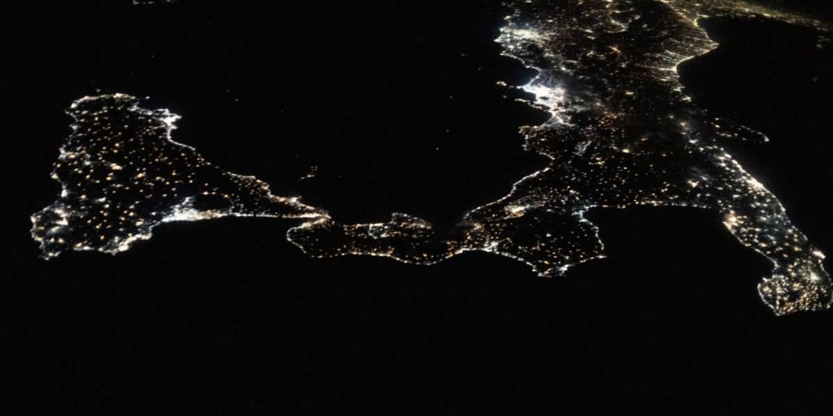 Astronauta da NASA registra nova foto impressionante da Terra desde o espaço