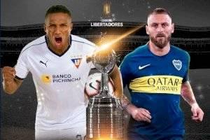 Liga de Quito vs Boca Juniors: EN VIVO, alineaciones, donde ver el partido