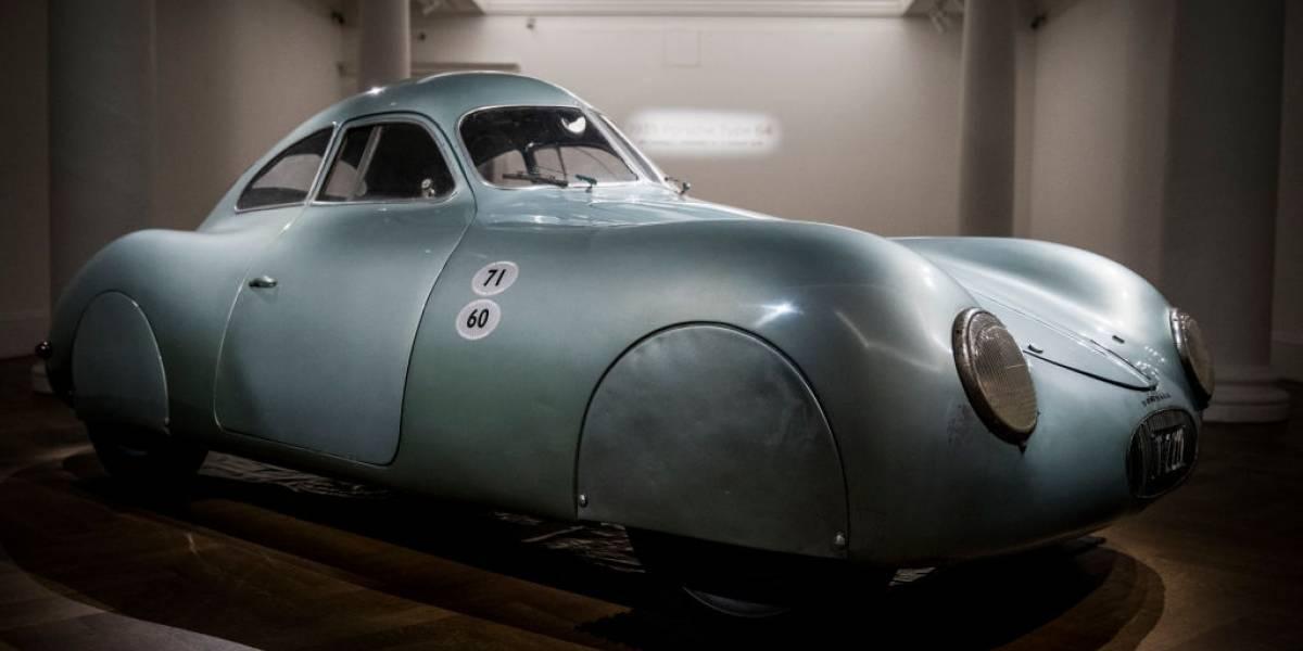 """El fracaso del remate del """"Porsche Nazi"""" que querían vender en US$ 20 millones"""
