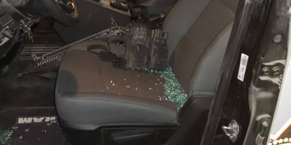 Suman tres ataques contra Fuerza Civil en Nuevo León
