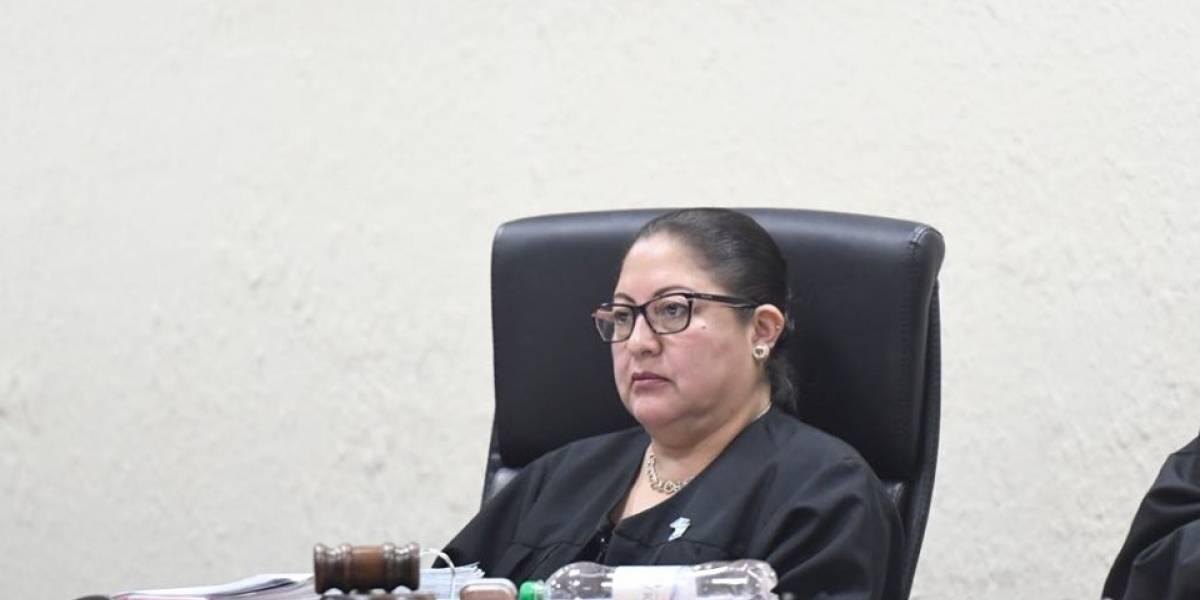 """Jueza dice a Morales: """"Moraleja, no debemos confiar ciegamente"""""""