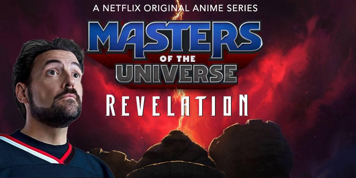 He-Man: Kevin Smith producirá nueva serie animada para Netflix