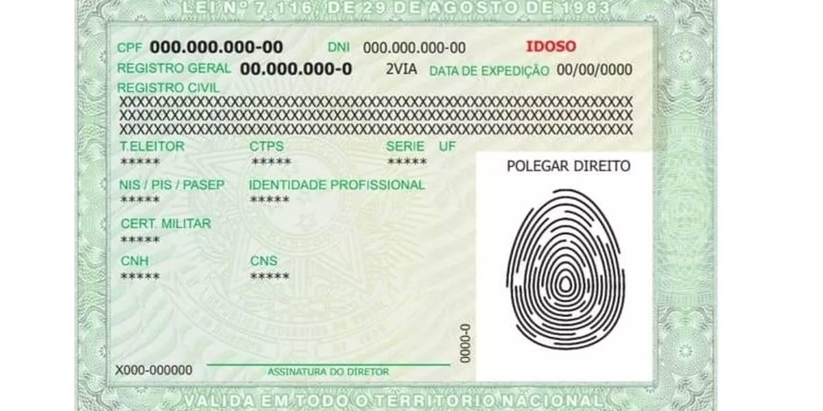 Novo RG: Poupatempo passa a emitir documento a partir desta terça-feira