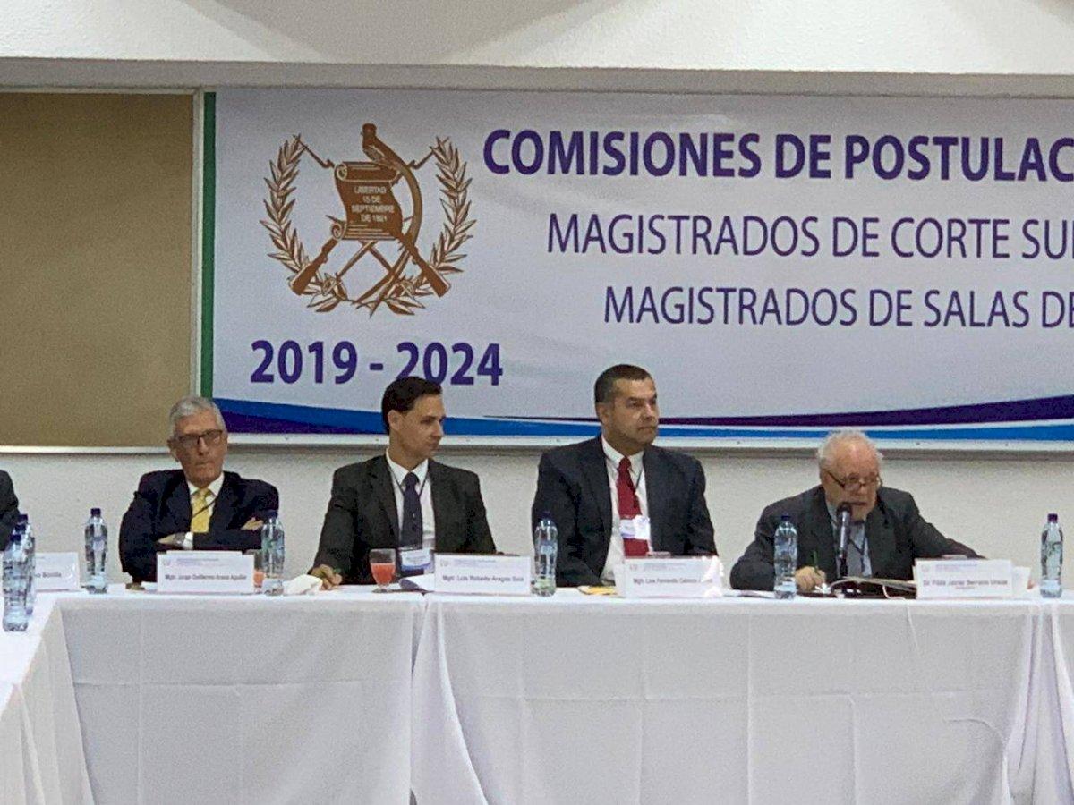 Excluyen al juez Miguel Ángel Gálvez. Emisoras Unidas