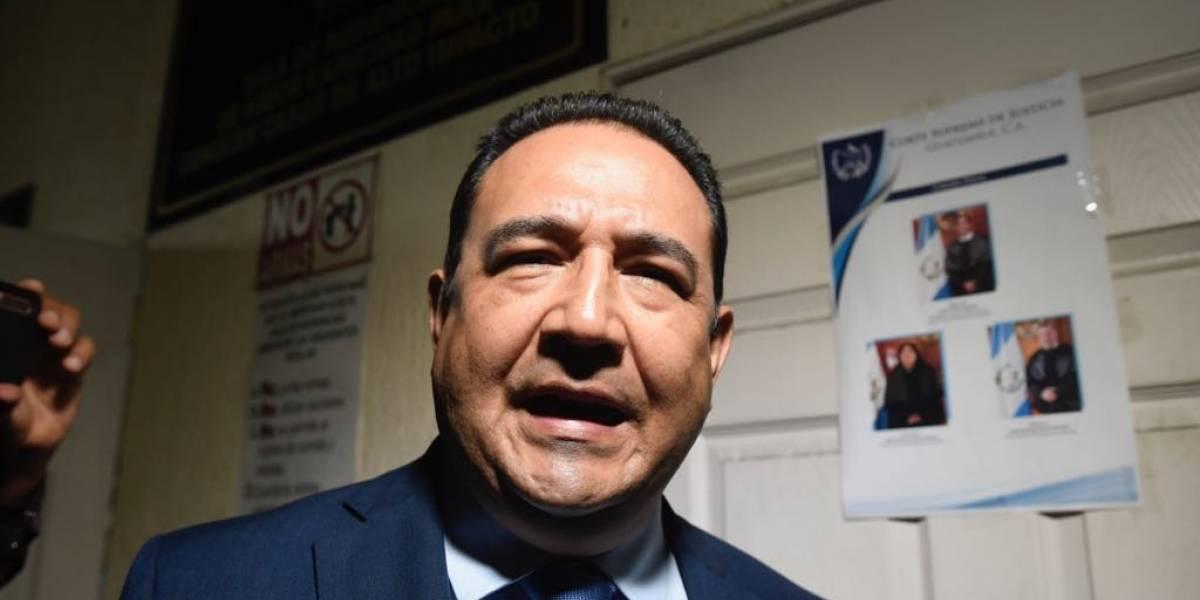 Samuel Morales insiste en que señalamientos en su contra son administrativos