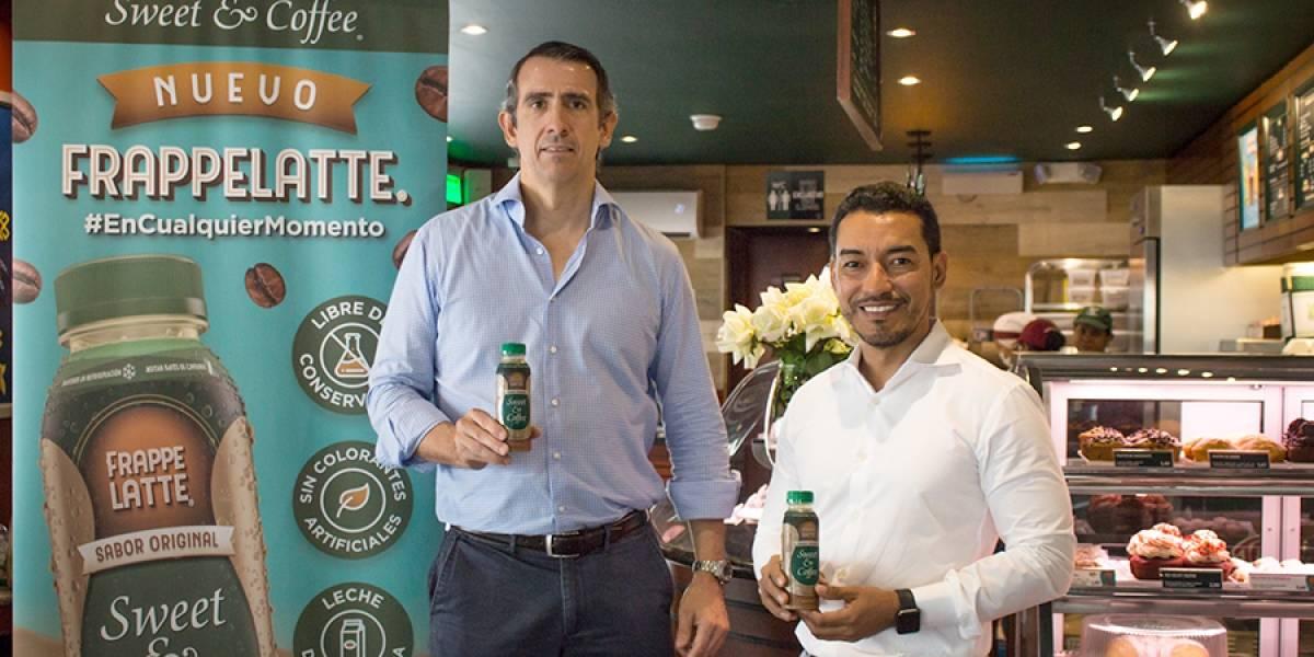 Sweet&Coffee lanzó nuevo Frappelatte