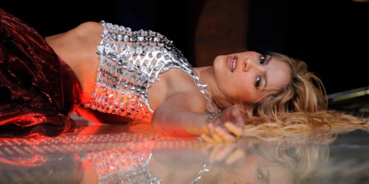 Se filtra foto actual de Shakira en sensual bikini y transparencias ¡Volvieron sus curvas!