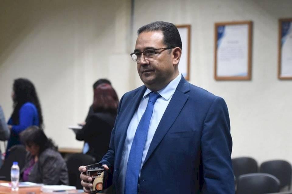 Samuel Morales fue absuelto. Foto: Omar Solís