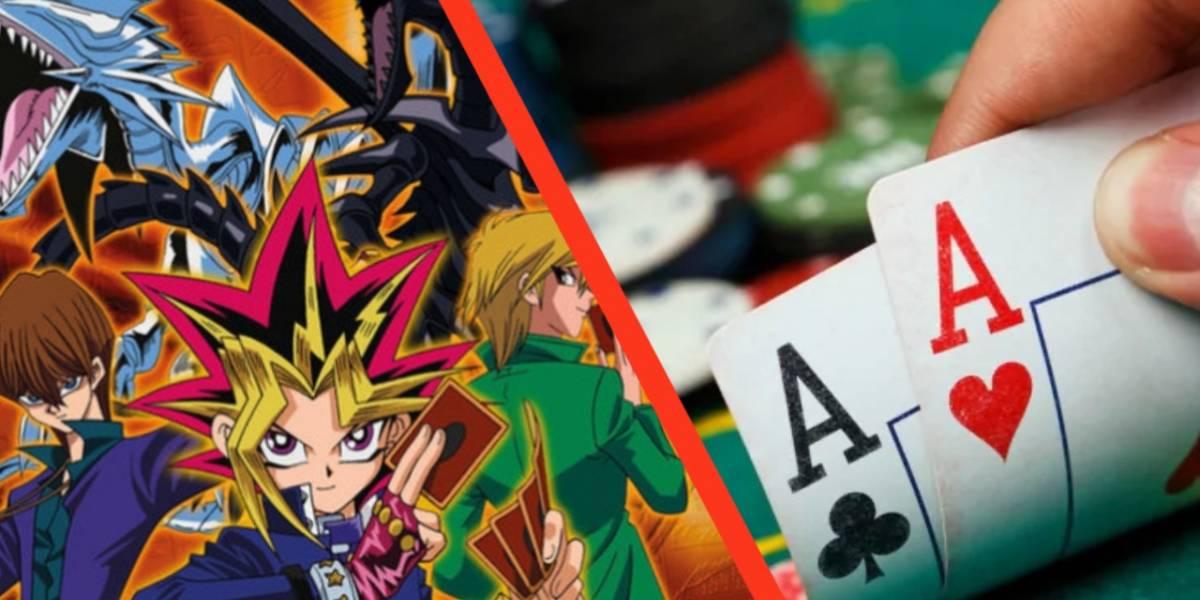 Conoce el juego de cartas que junta a Yu-Gi-Oh! con el Poker