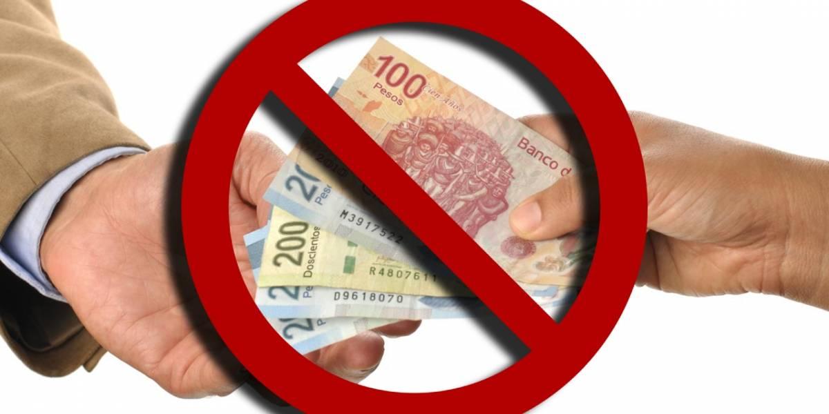 México: Se podría prohibir la venta de gasolina con dinero en efectivo