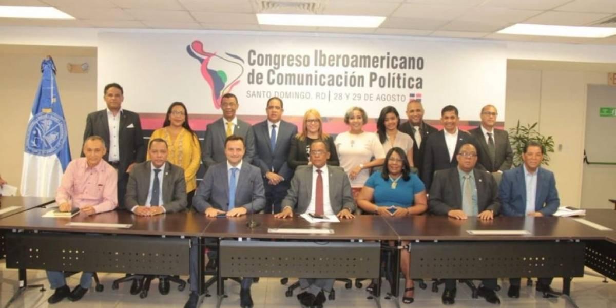 """Anuncian para el 28 y 29 de agosto el Congreso Iberoamericano de Comunicación Política """"Campaña Electorales"""""""