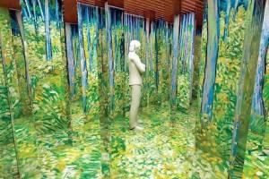 Com realidade virtual, mostra de Van Gogh coloca visitante dentro das obras do pintor