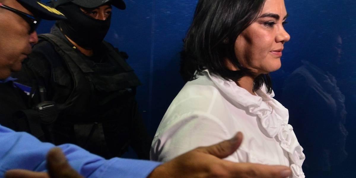 Tribunal declara culpable de corrupción a exprimera dama de Honduras