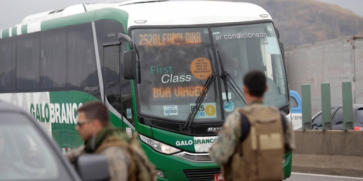 'Ele queria entrar para a História', conta refém sobre sequestrador de ônibus no RJ