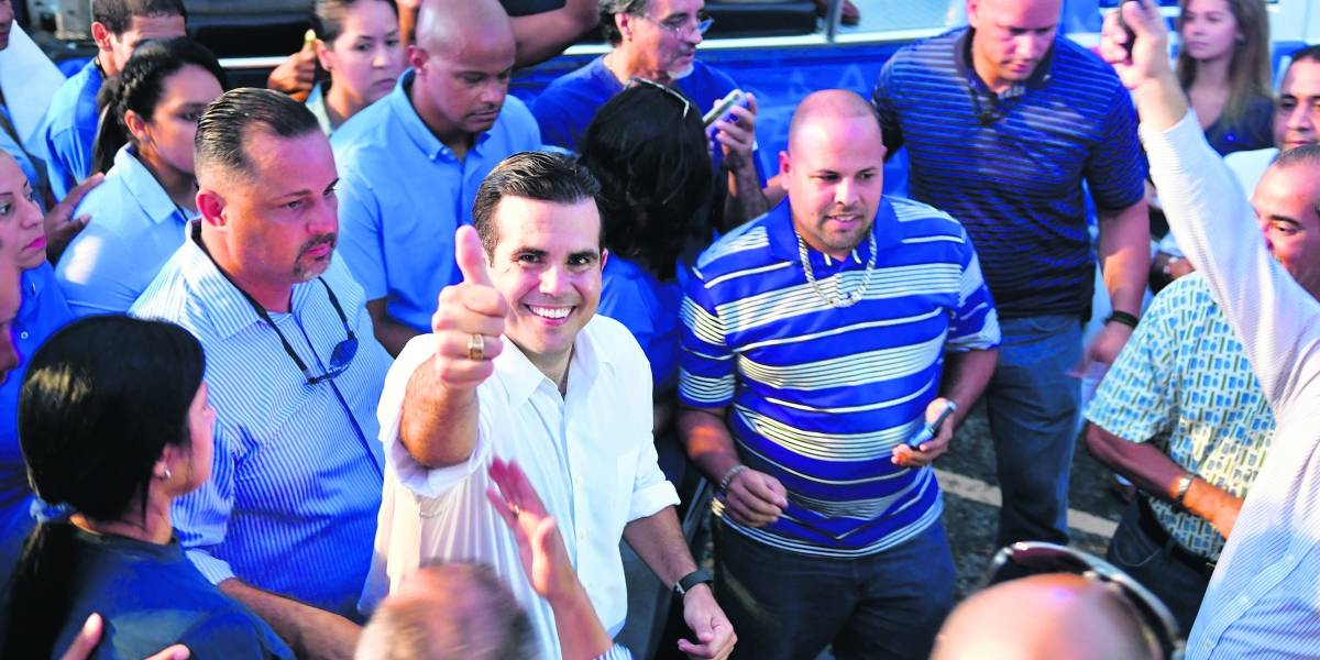 Comité de campaña de Rosselló incumplió