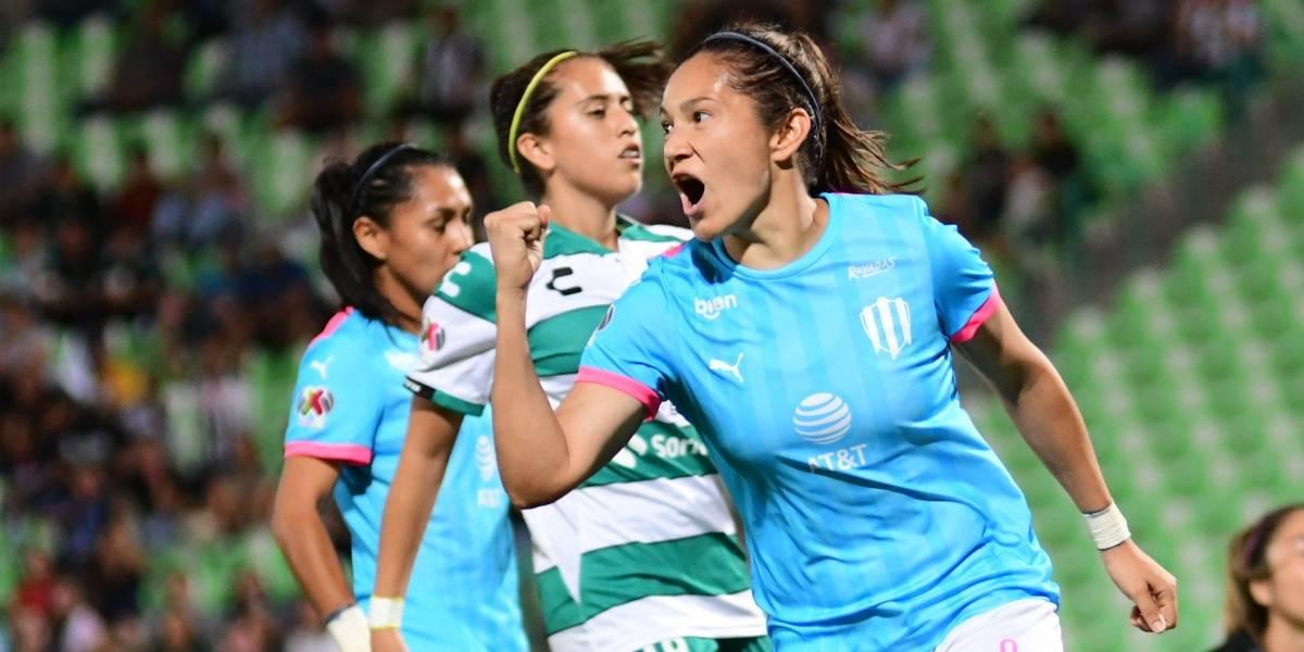 Es Desirée la reyna del gol en Liga MX Femenil