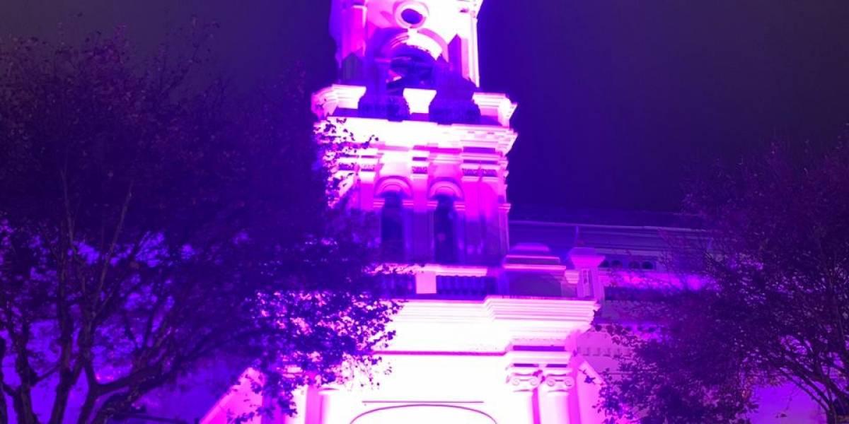 Cuenca se une a campaña rosa