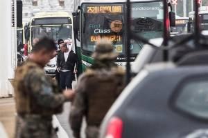 Secuestrador abatido en Brasil