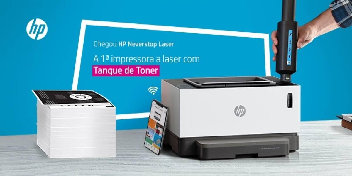 Americana HP lança duas novas impressoras para o mercado brasileiro