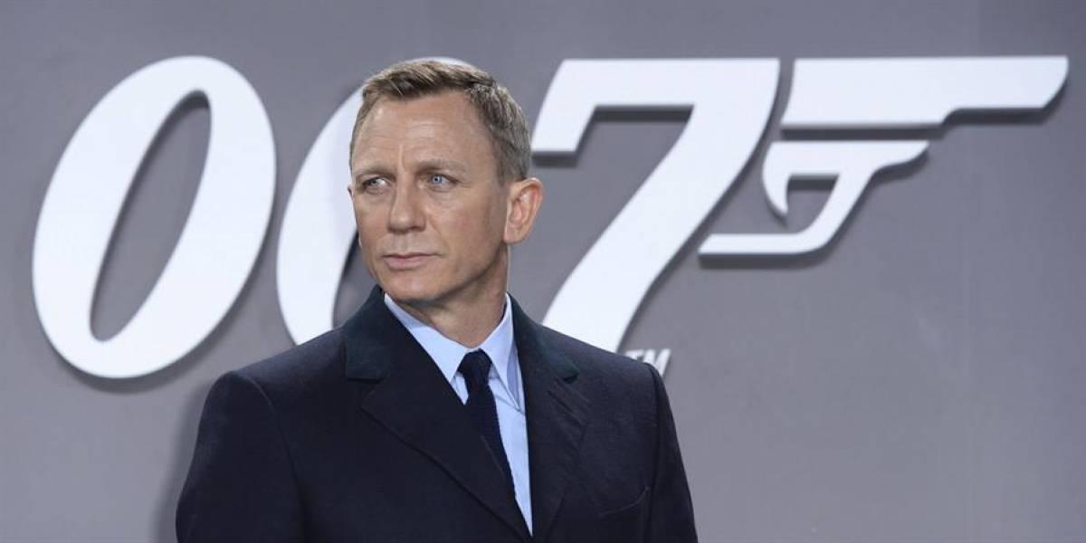 Daniel Craig se despide de James Bond