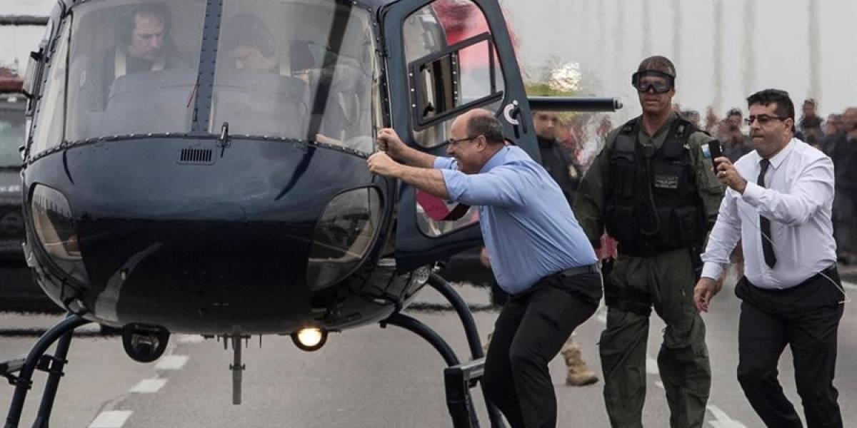 """Secuestrador abatido en Brasil dijo que quería """"entrar a la historia"""""""