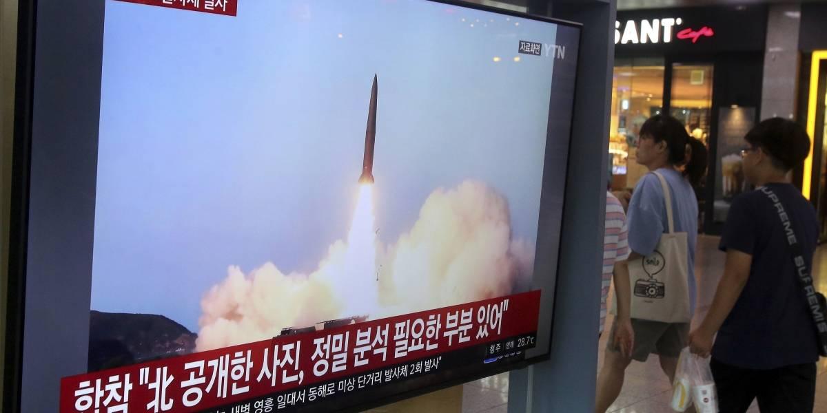 Lanzando misiles, ¿qué quiere demostrar Estados Unidos?