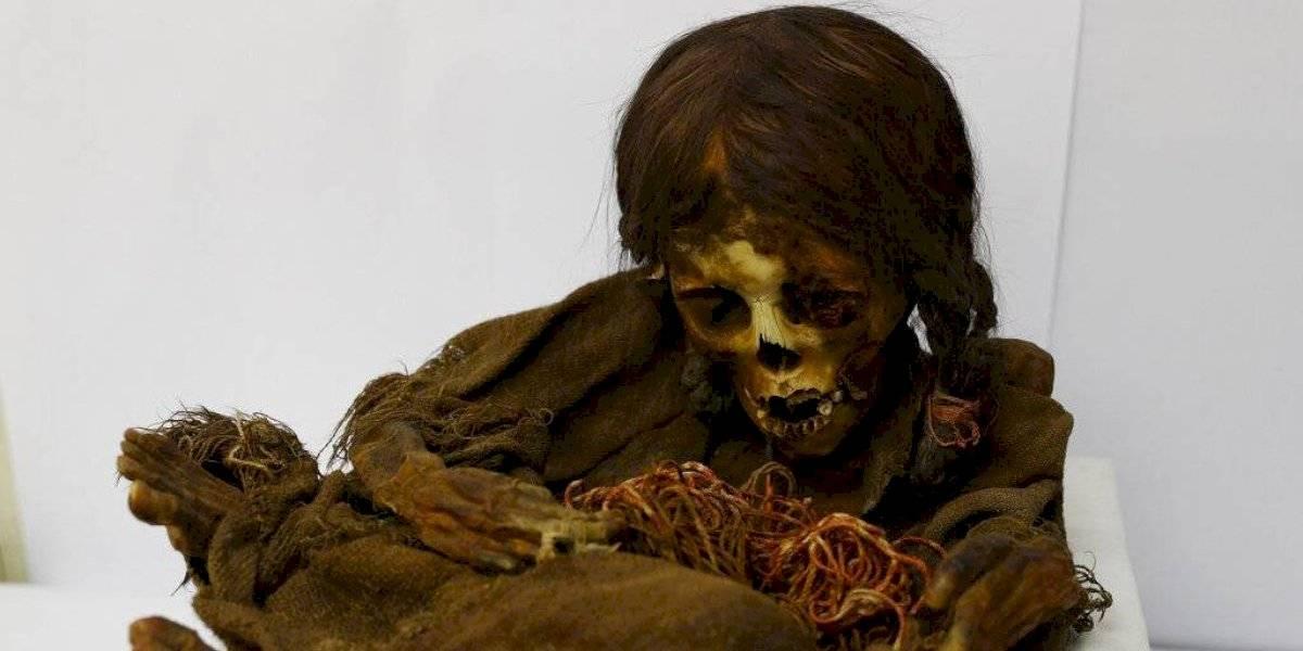 """""""Niña"""" boliviana volvió a su país luego de 129 años en EEUU"""