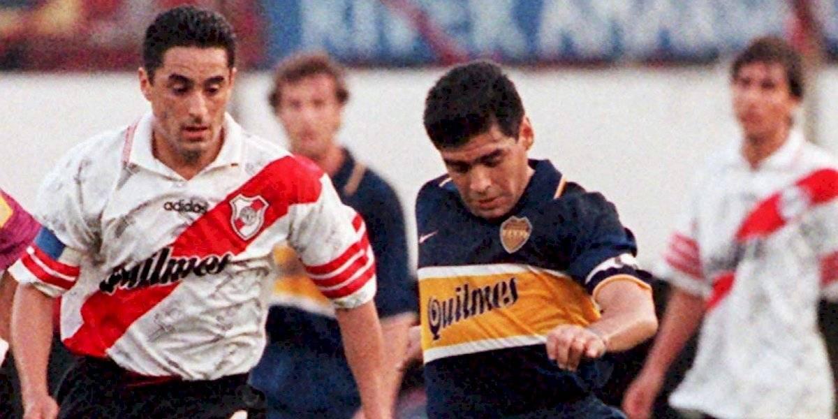 """Ídolo de River Plate le tiene una fe ciega a Paulo Díaz: """"Sin dudas, Gallardo lo va a transformar en un futbolista mucho mejor"""""""