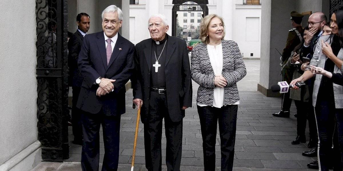 Cura Bernardino Piñera: tío del Presidente es investigado por el Vaticano por abuso sexual