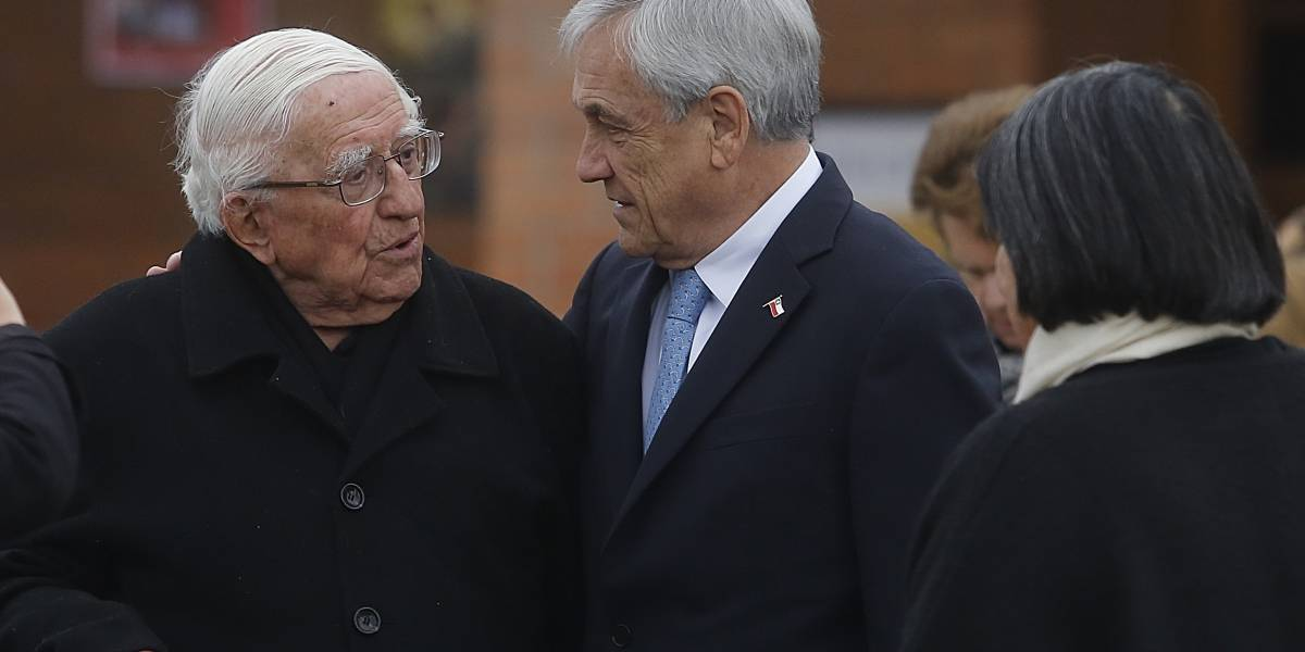 """Bernardino Piñera desconoce denuncia: """"Siempre he tenido una conducta intachable"""""""