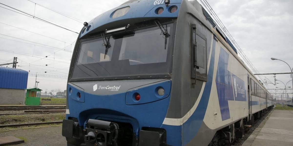 Longaniza express: Presentan tren rápido que unirá Chillán con Santiago