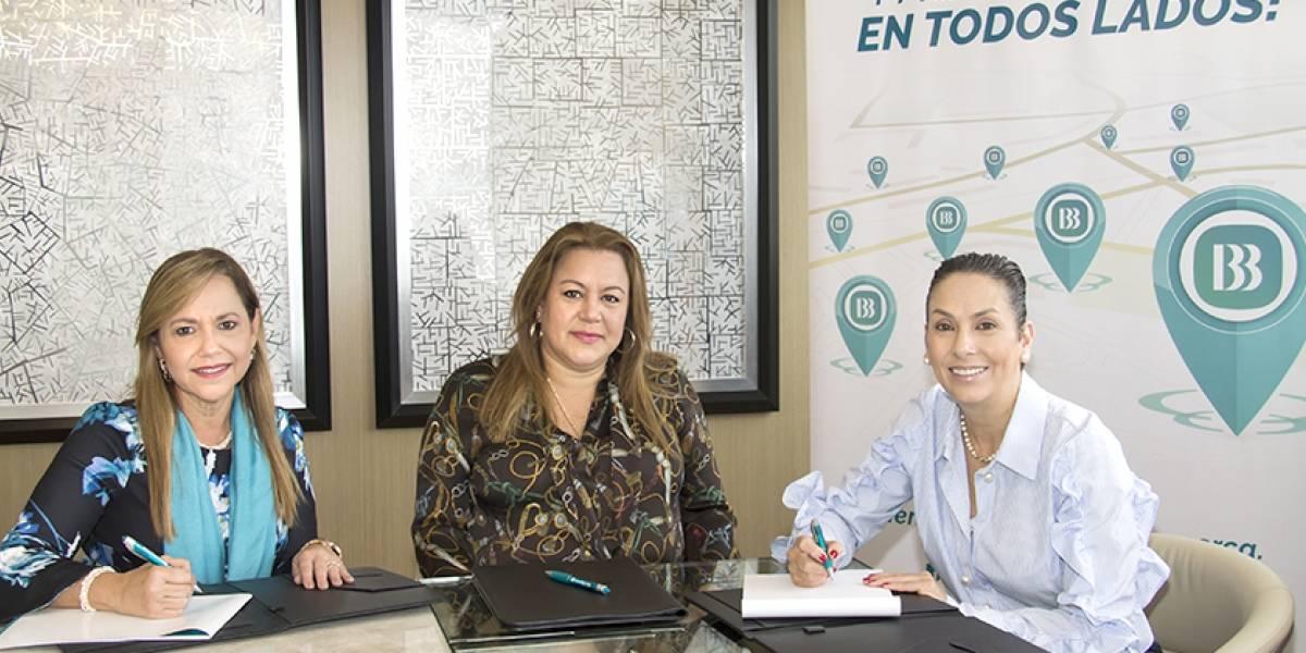 Banco Bolivariano amplía su red de pagos a nivel nacional
