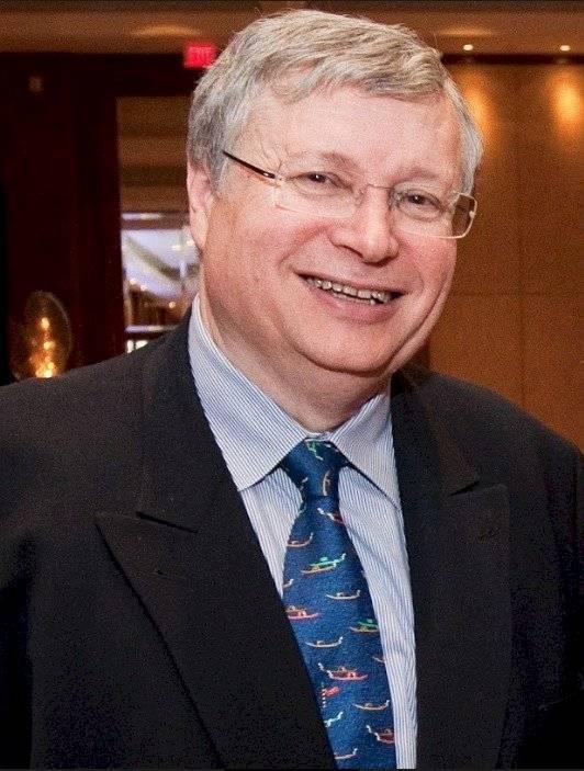 Aurel Braun, profesor de Relaciones Internacionales y Ciencias Políticas en la Universidad de Toronto