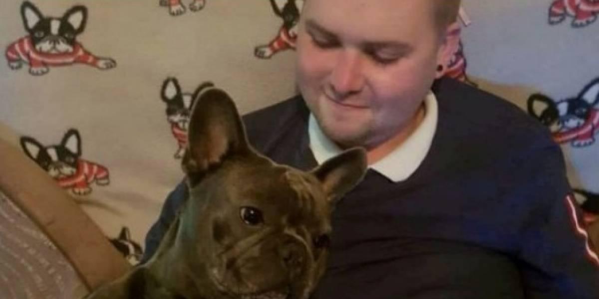 Perrito muere 15 minutos después que su dueño — Incondicional