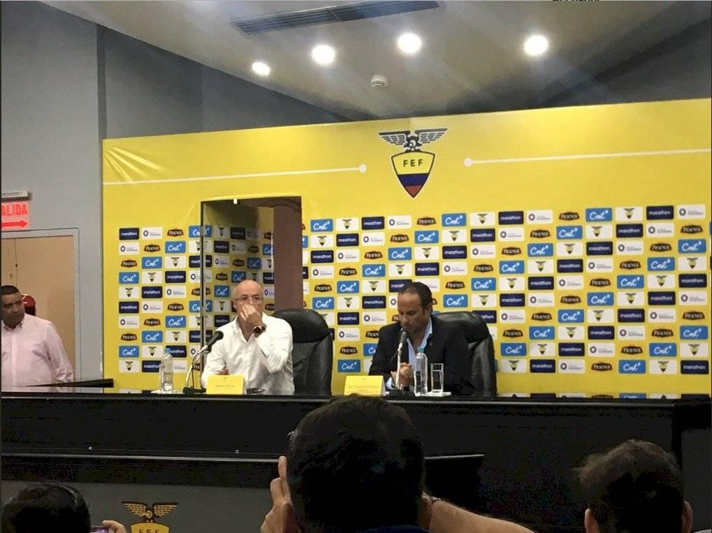 Célico se hará cargo de la Tri y estos son los 24 convocados para el amistoso ante Perú Twitter
