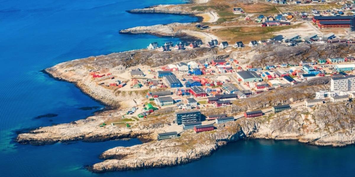 Trump no puede hacer un trato con Groenlandia