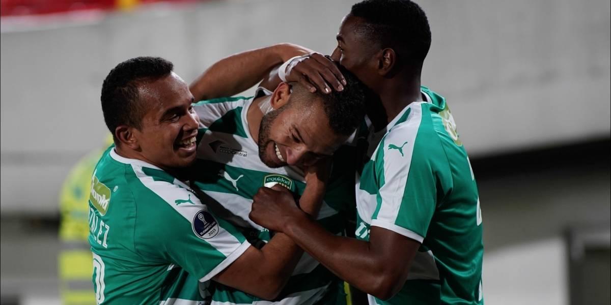 ¡A por el batacazo! La Equidad visita a Atlético Mineiro por los cuartos de Copa Sudamericana