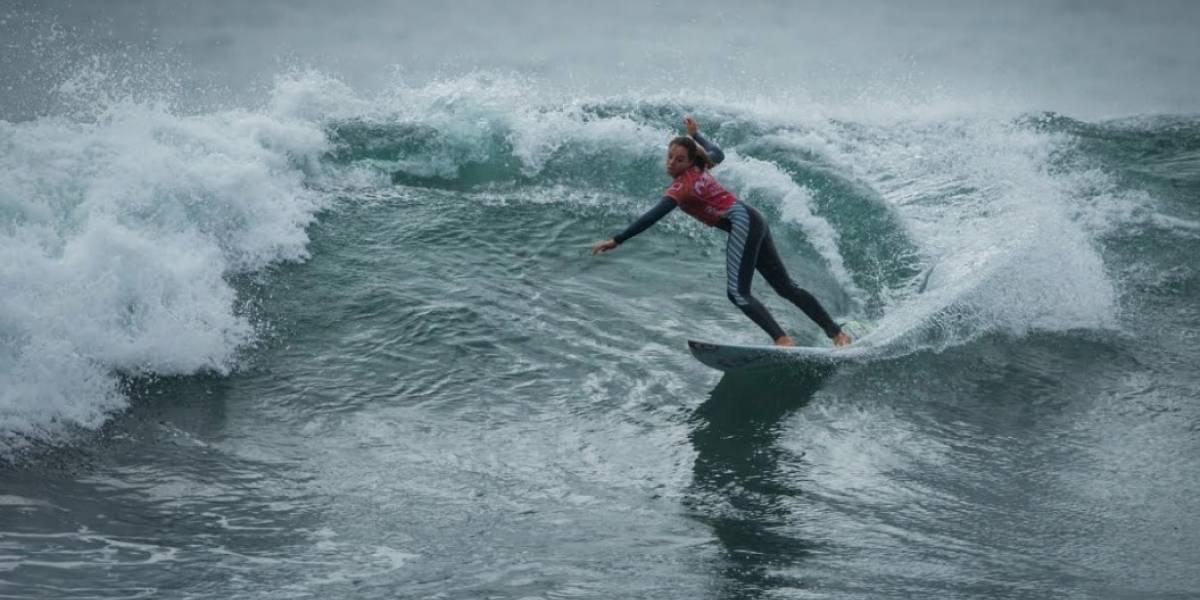 Lorena Fica ratificó su favoritismo y Tomás Bock se lució en El Quisco Eco Pro 2019 de surf