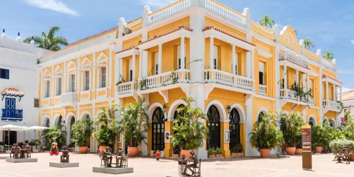 Decameron abre las puertas del Hotel Casa San Pedro en Cartagena
