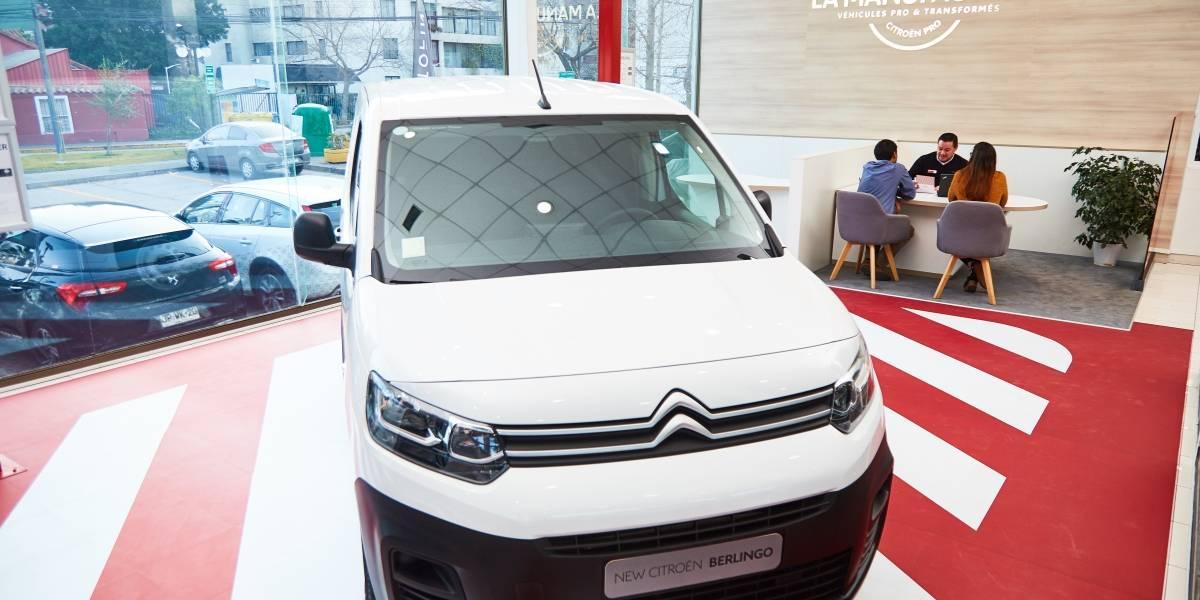 Los profesionales del transporte son el foco de Citroën