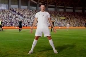 O comercial de Cristiano Ronaldo que está arrancando risadas por todo mundo