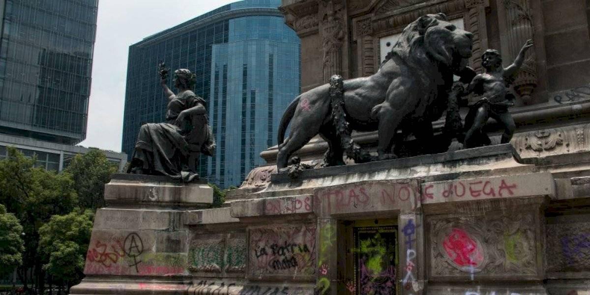 Ángel de la Independencia sí cuenta con seguro vigente contra vandalismo