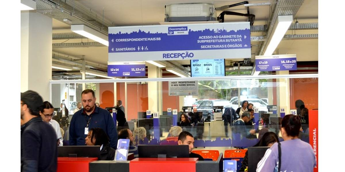 Descomplica SP chega ao bairro do Butantã, em São Paulo