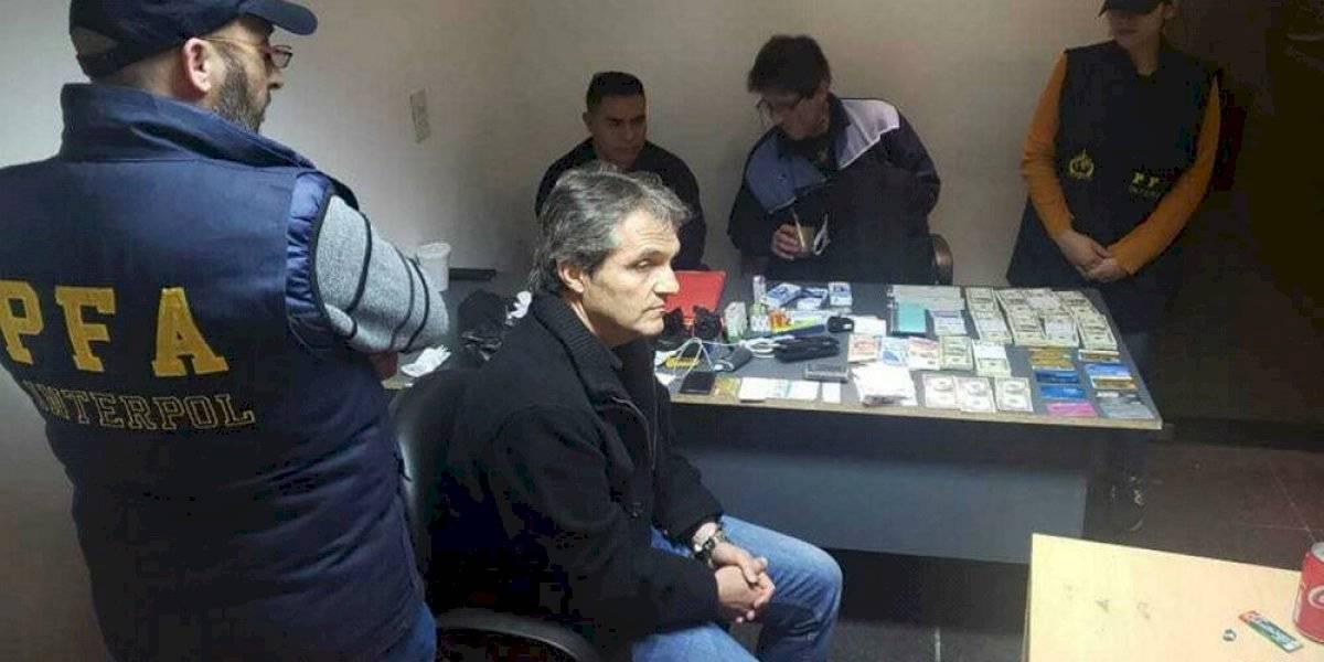 Carlos Ahumada no fue exonerado; extradición continúa, asegura FGR