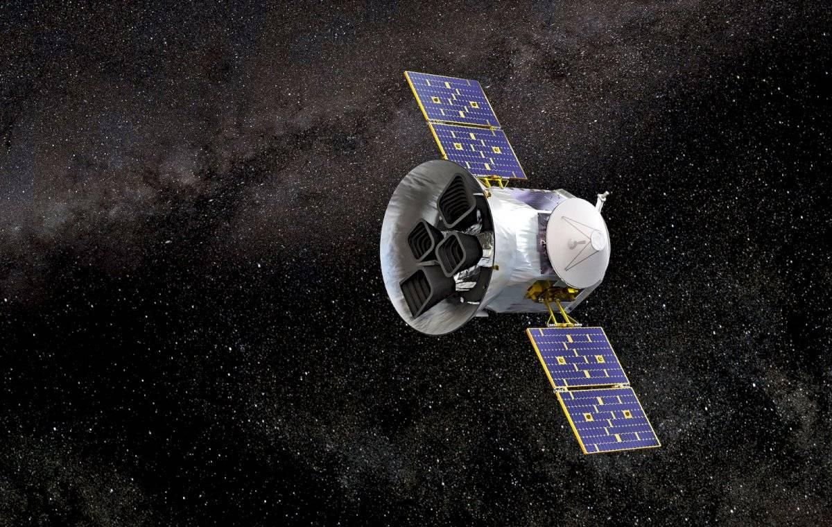 NASA - Planeta rochoso