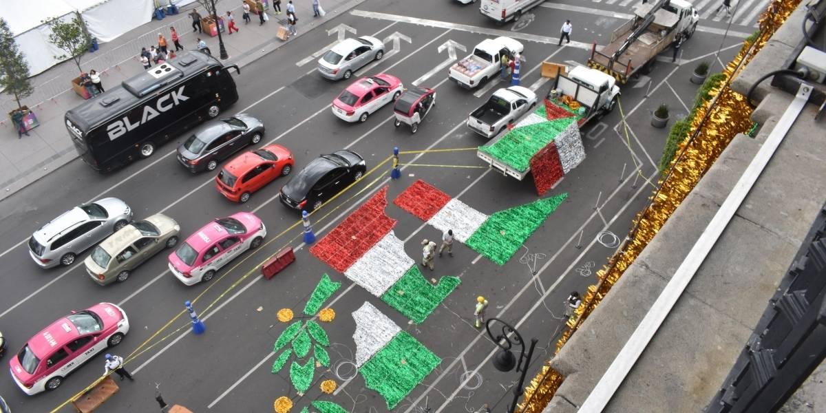 Razones por las que debes evitar tener el auto cerca de los fuegos pirotécnicos este 15 de septiembre