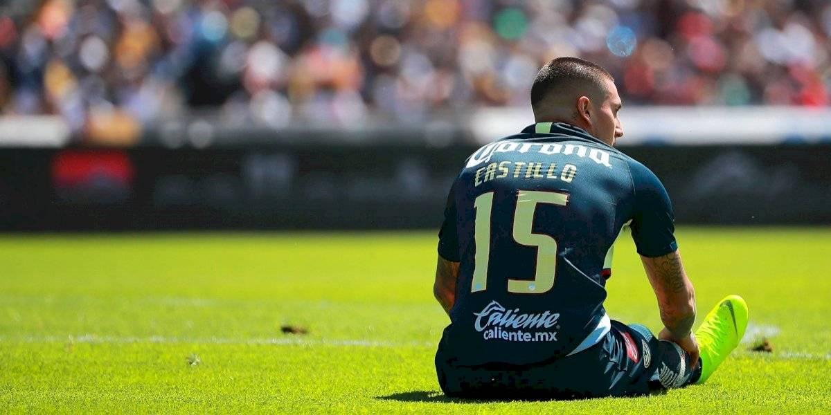En Pumas piden ignorar a Nicolás Castillo
